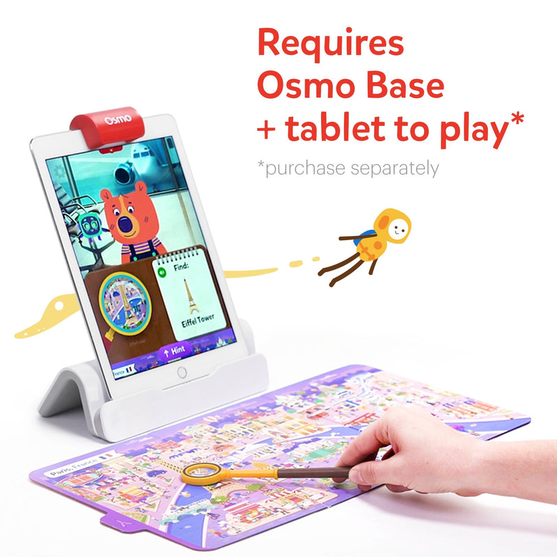Osmo Detective Agency Game for Ages 5-12