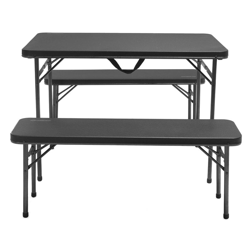 OZTrail Ironside 3pc Recreation Table Set