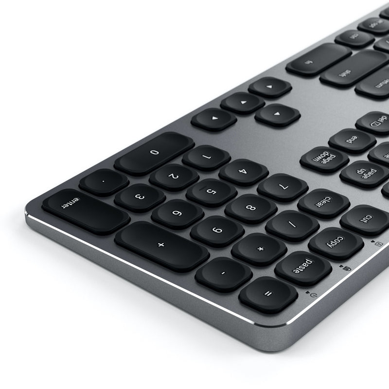 Satechi Aluminium Wired USB Keyboard