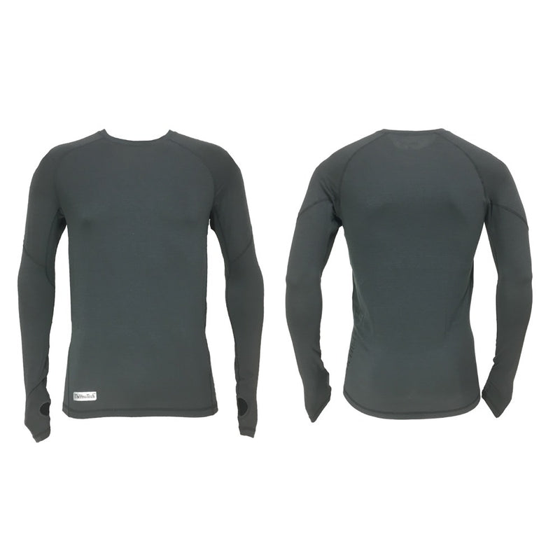 Thermatech Mens Ultra Long Sleeve (Grey)
