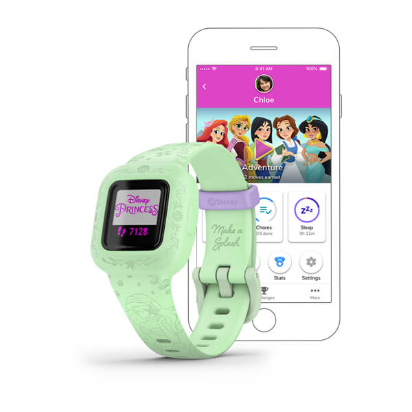 Garmin vívofit jr. 3, Disney Princess