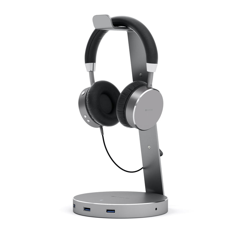 Satechi USB Aluminium Headphone Stand