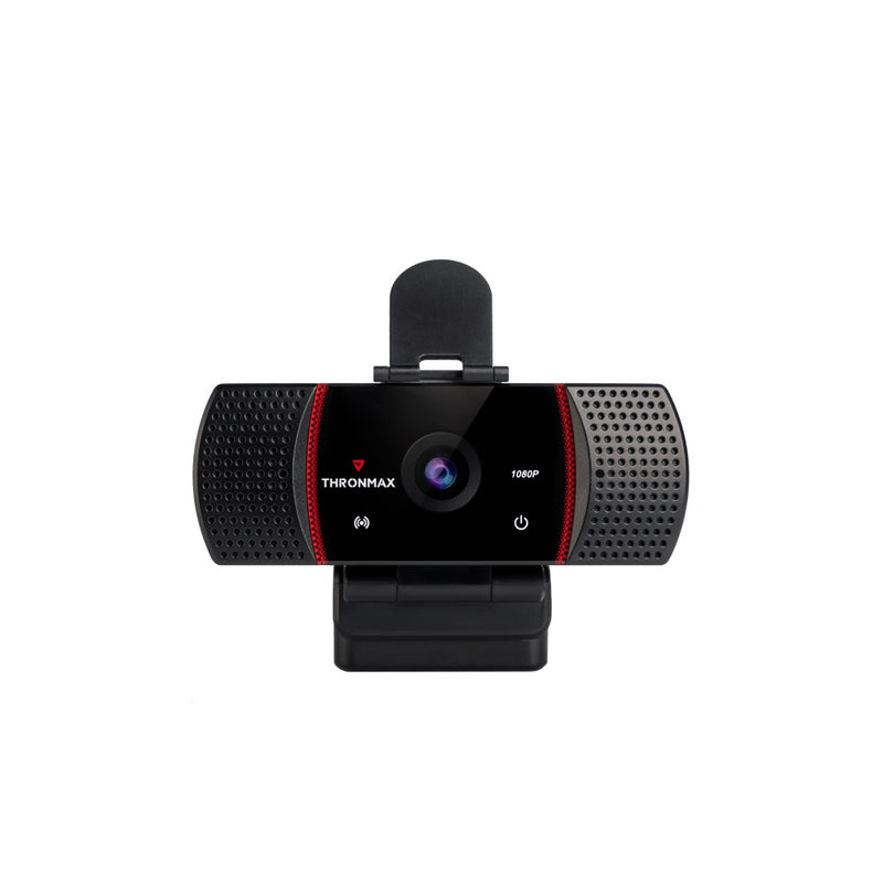 Thronmax StreamGo 1080P Webcam