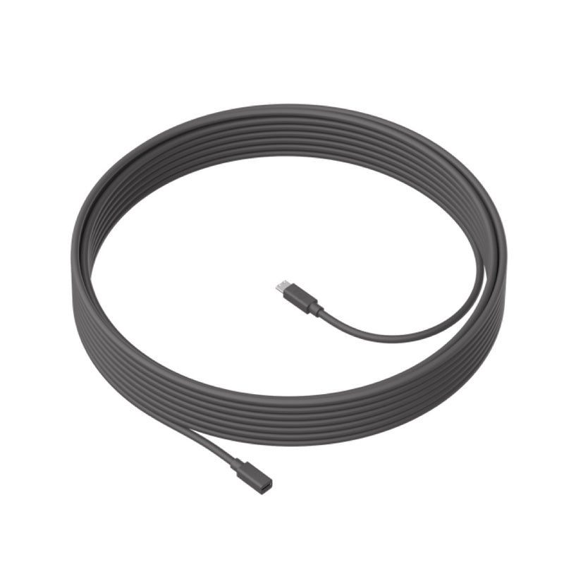 Logitech MeetUp Expansion Mic Extension Cable 10m