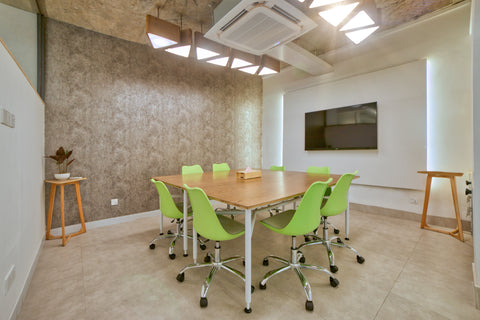 Meeting Space at Moar, Coworking Space in Dhaka, Bangladesh
