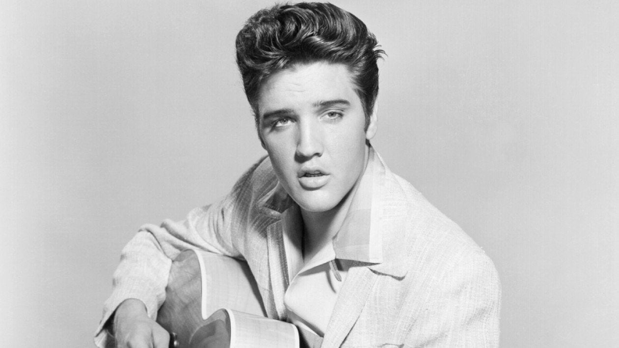 Remembering Elvis: the King of Rock and Roll