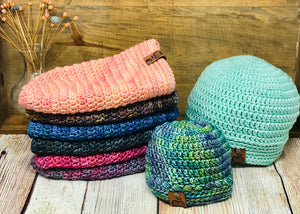 Children's Crochet Hats