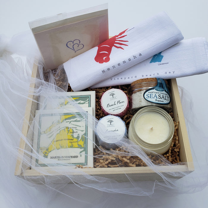 Just Married Gift Box