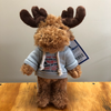 Plush - Moose with Hoodie