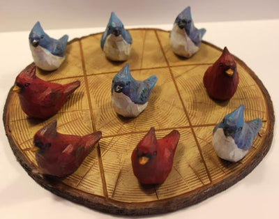Tic Tac Toe - Cardinals & Blue Jays