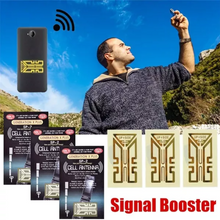 Load image into Gallery viewer, 🔥 [5 PCS BUNDLE PACKAGE] 🔥 SOY™ Cell Phone Signal Enhancement Stickers - Signal Booster