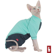 Load image into Gallery viewer, Sun Protection, Rashguard for Cat, UFP +50 | Sphynx Cat Clothing
