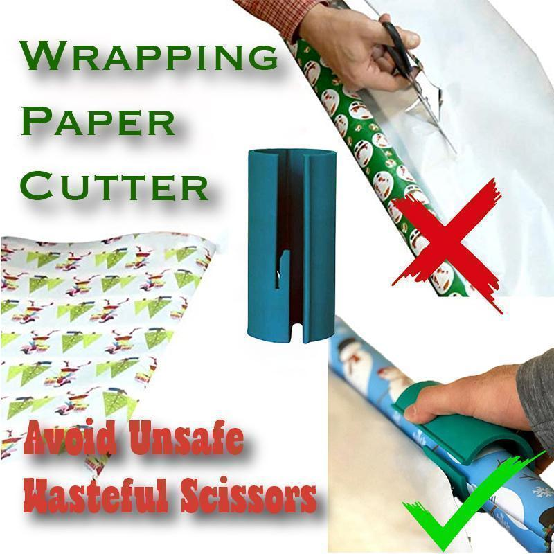 Wrapping Paper Cutter - Dechappy