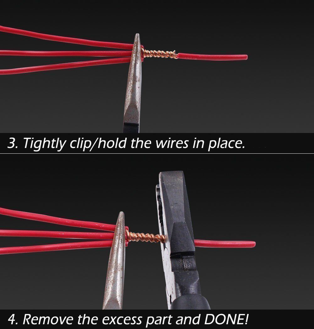 Universal Wire Twisting Connector - Dechappy
