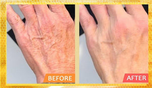 Lines Removal Honey-Rich Peeling Hand Mask - Dechappy