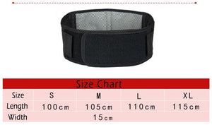 Magnetic Thermo Back Pain Therapy Belt - Dechappy