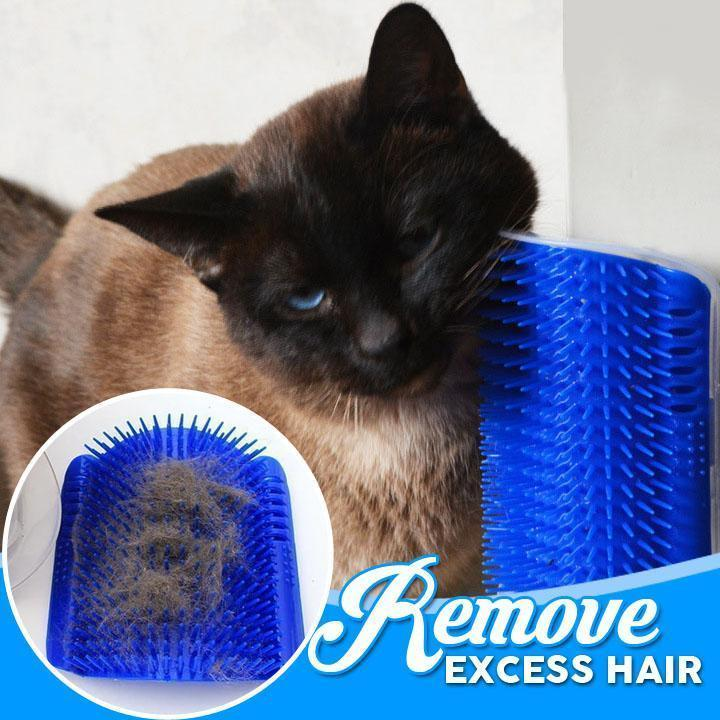 Self Grooming Brush Comb - Dechappy