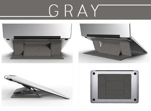 Ultra Lightweight Invisible Laptop Stand Holder - Dechappy