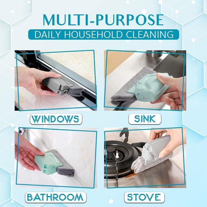 Easy Groove Scouring Cleaner