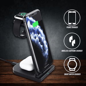 INNOVA™ 3-in-1 Wireless Charger