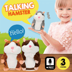 Little Talking Hamster - Dechappy