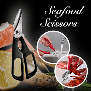 Three In One Seafood Scissors
