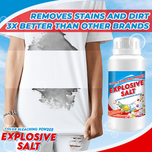 Color Bleaching Explosive Salts
