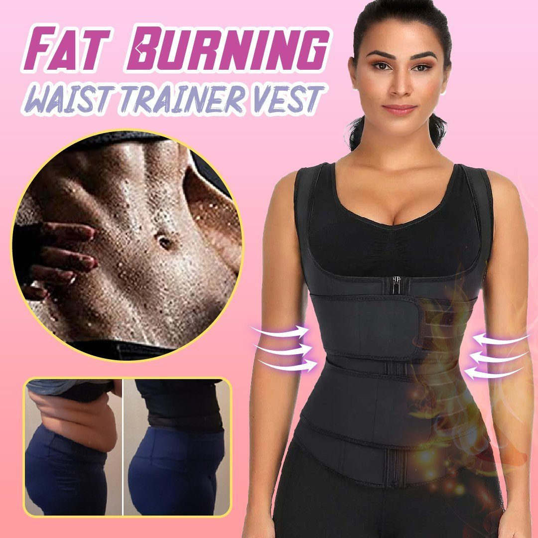 Fat Burning Waist Trainer Vest