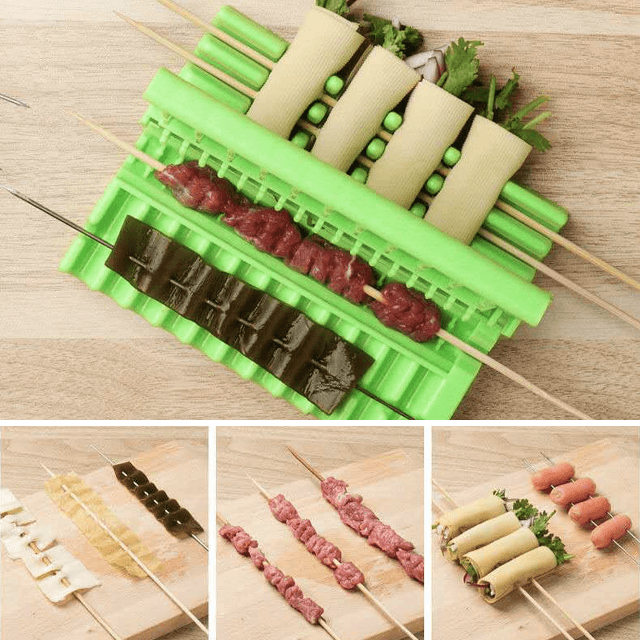 Instant 3-in-1 Skewer Maker - Dechappy