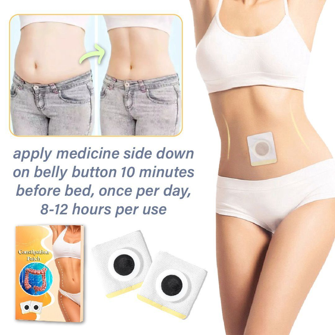 Constipation Relief Belly Patch