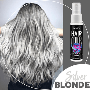 Instant Mess-Free Hair Color Spray