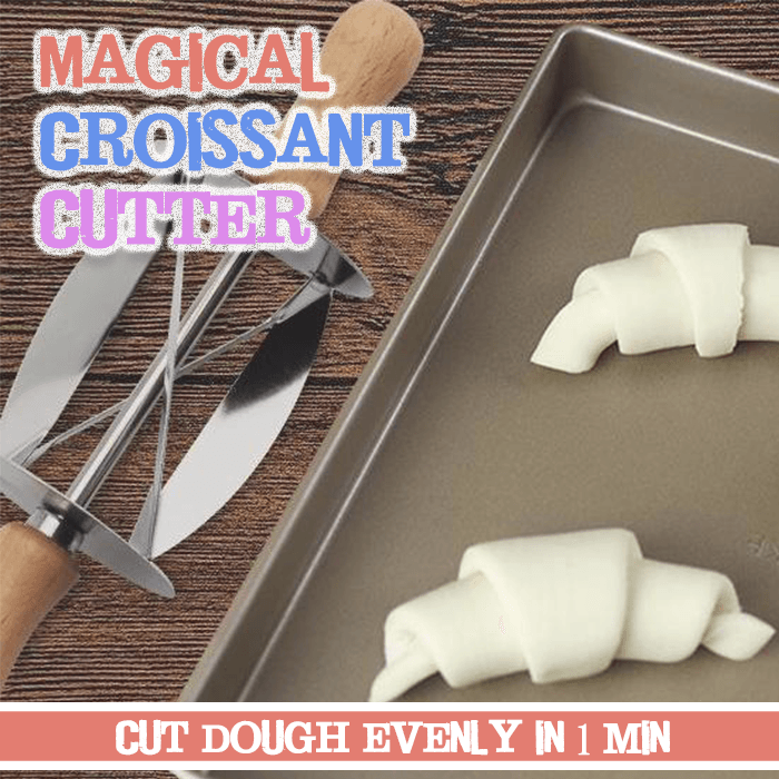 Magical Croissant Cutter - Dechappy