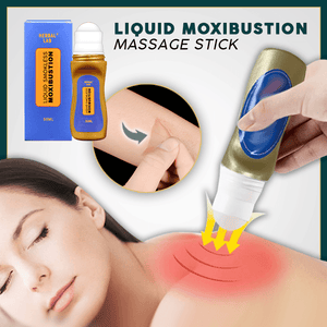 Smokeless Moxibustion Liquid Massager