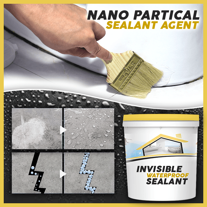Invisible Waterproof Sealant