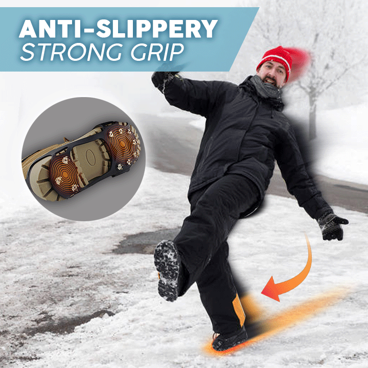 Ice Grip Snowshoe Cover