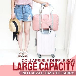 Foldable Duffle Bag for Travel - Dechappy