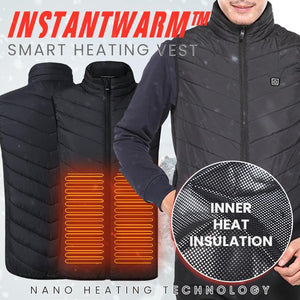 InstantWarm™ Smart Heating Vest