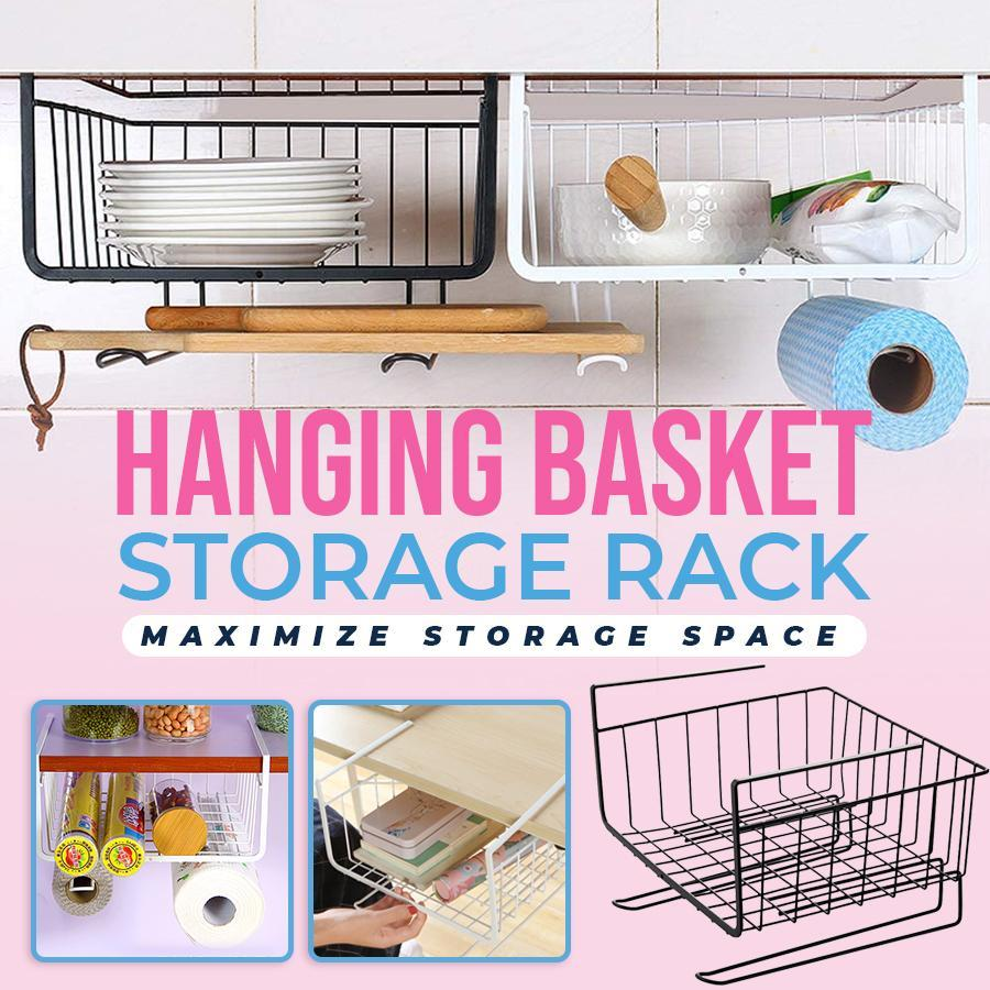 Hanging Basket Storage Rack