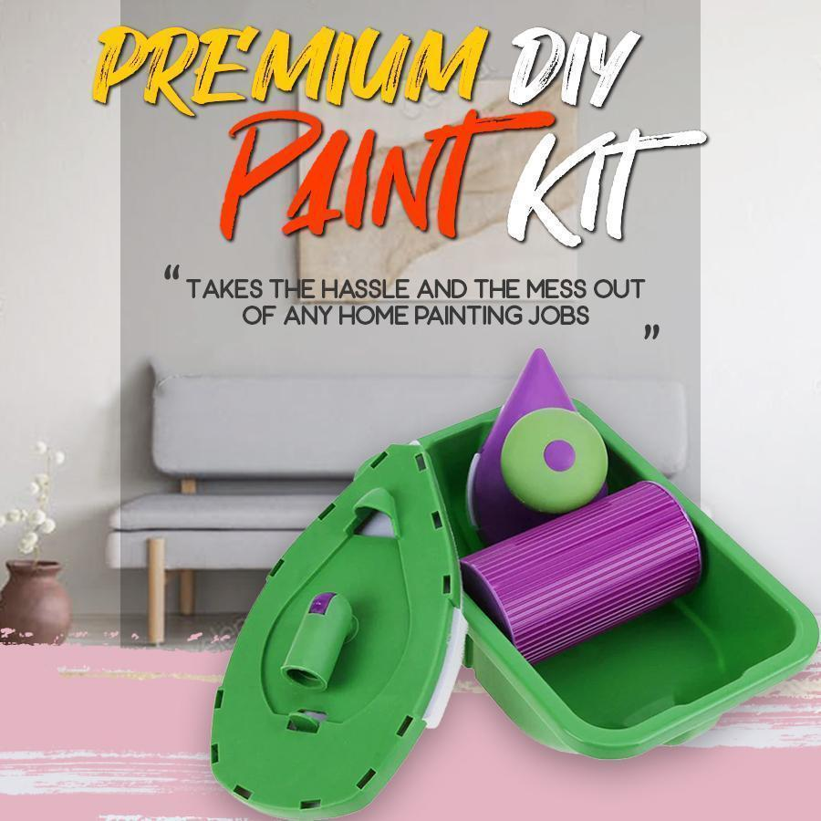 D.I.Y. All Angle Wall Painting Kit - Dechappy