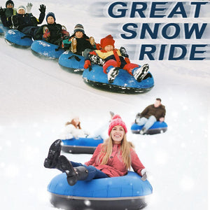Inflatable Skiing Snow Ring - Dechappy