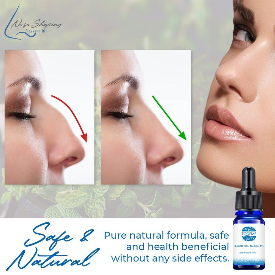 Nose Shaping Massage Oil