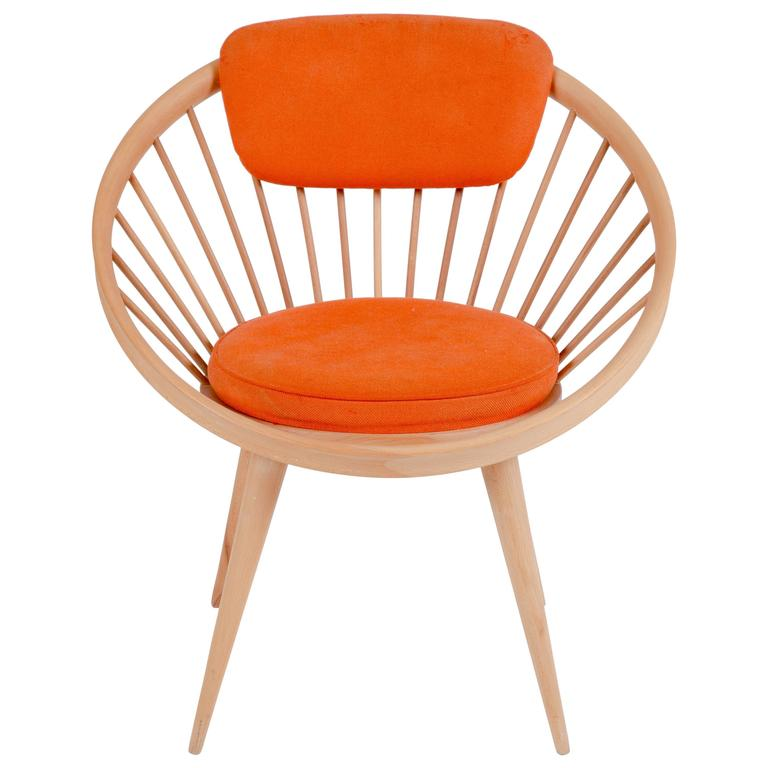 Circle chair, Yngve Ekstrom - MANU Wooden Collection