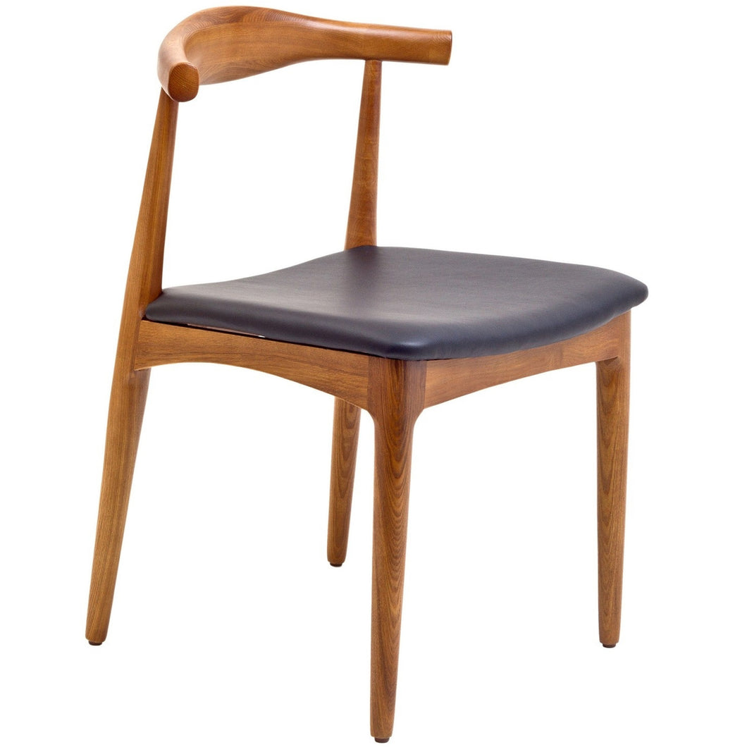 Elbow chair, Hans Wegner/ Light brown - MANU Wooden Collection