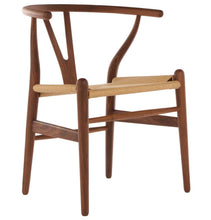 Load image into Gallery viewer, Hans Wegner, Wishbone chair. Natural - MANU Wooden Collection