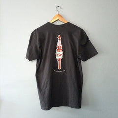 "PhillyTapFinder ""Bar Stool"" T-Shirt"