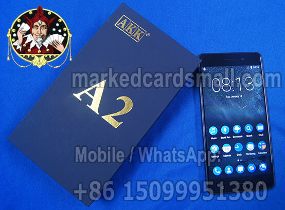 AKK A2 Poker Analyzer