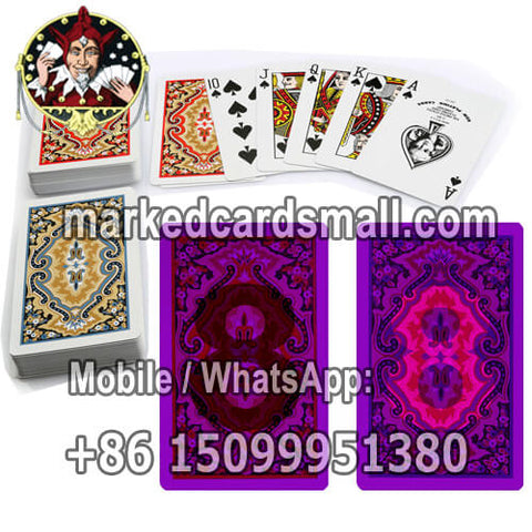 KEM Paisley Marking Cards Poker Cheat