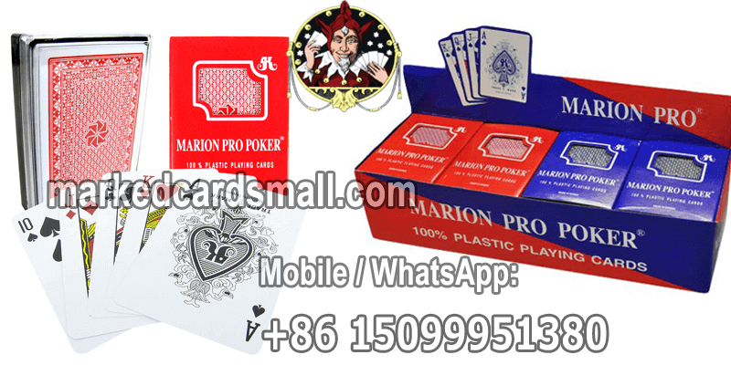 Buy Marion Marked Deck Of Playing Cards