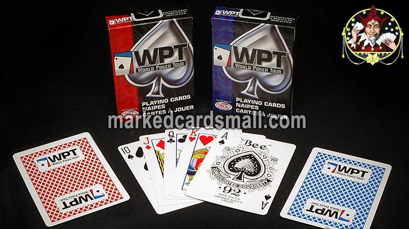 Bee WPT Playing Cards with Diamond Back