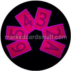 copag 139 marked poker cards for contact lenses